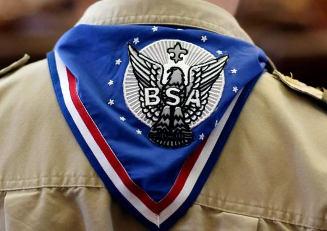 boy scouts introduce  u0026 39 woke u0026 39  merit badge promoting