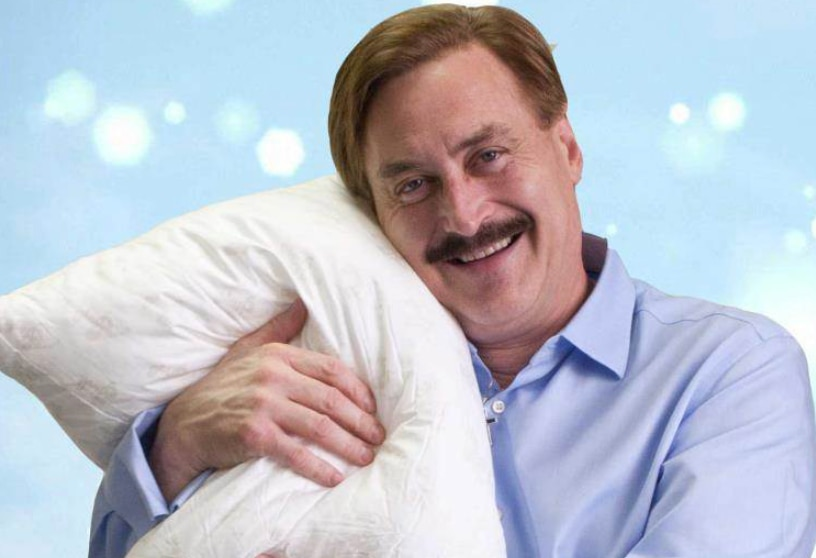 Bed, Bath & Beyond Drops MyPillow, Says Mike Lindell   Todd Starnes