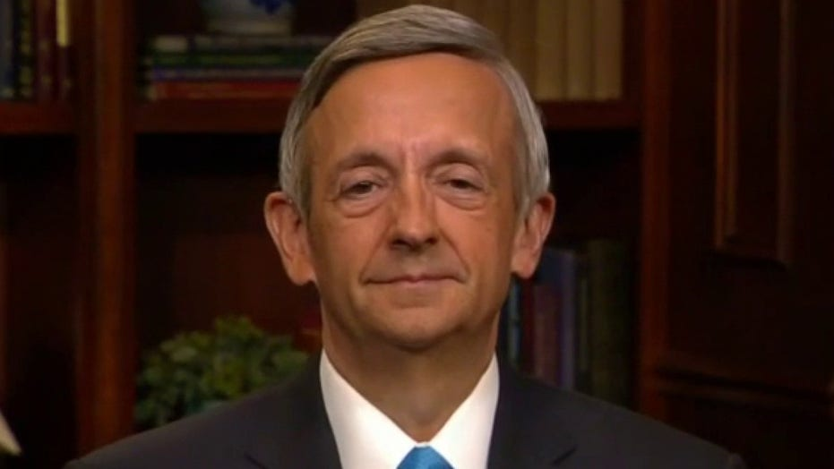 Pastor Jeffress: Democrats 'Absolutely' Pushing Out Christianity to Embrace Socialist Agenda | Todd Starnes